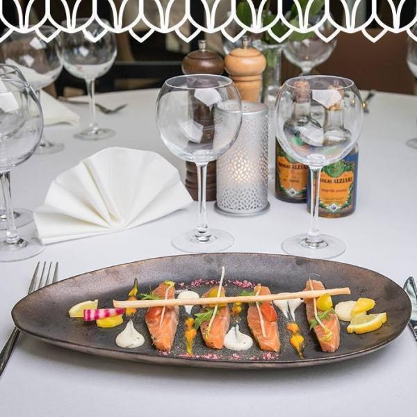 Brasserie - Les Jardins du Capitole - Restaurant Nice