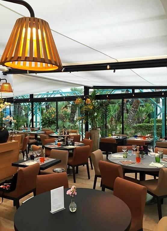 Les Jardins du Capitole - Restaurant Nice